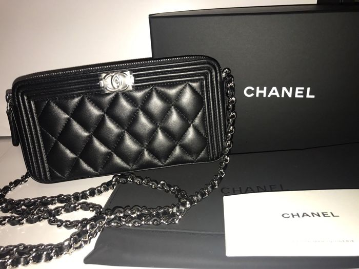 a1ccd6d89f699c Chanel Le Boy Wallet On Chain Price | Stanford Center for ...