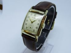Buren Art Deco men's watch, around 1940