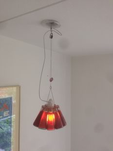Raffaele Celentano, Ingo Maurer – Campari Light – hanging lamp