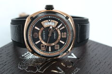 Savoy, Swiss made, limited edition, automatic men's watch in new condition.