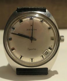 Zenith Sporto Watch - Swiss-Made
