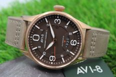 AVI-8 - Men's Hawker Harrier II - Automatic Watch - New & Perfect Condition