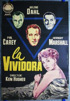 Hermida - La vividora  (Wicked as They Come) - Arlene Dahl - c. 1950