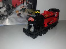 Harry Potter - 4758 - Hogwarts Express (2nd edition) with 9v motor