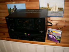 Two excellent Japanese devices: AMPLIFIER; SANYO JA 8300 and CD RECORDER; PIONEER PDR-W739