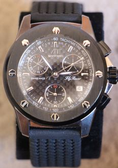 Meyers - Fly Racer Classic Chronograph - N30579 - Hombre - 2011 - actualidad