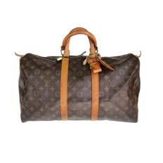 Louis Vuitton - Monogram Keepall 45 Travel Bag - No Minimum Price