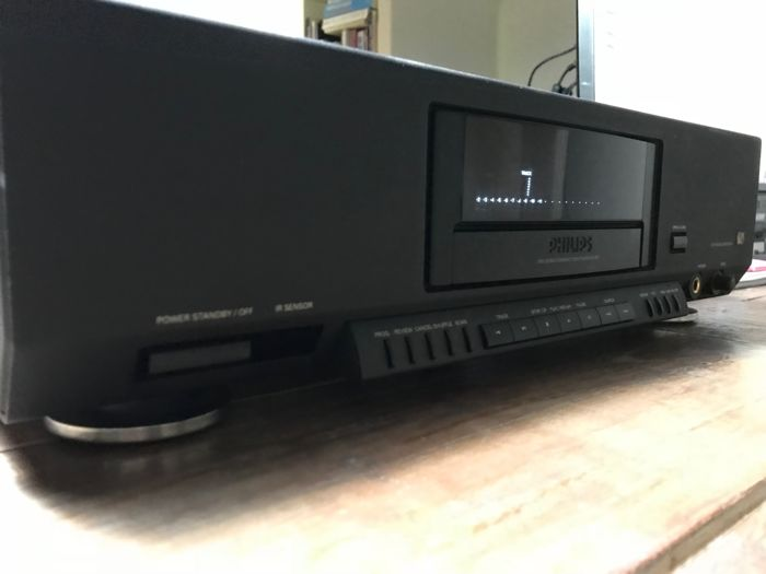 PHILIPS CD 951 00S Top Of The Line Player DAC7
