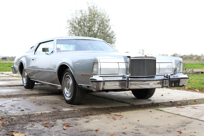 Ford Usa Lincoln Continental Mark Iv 1974 Catawiki