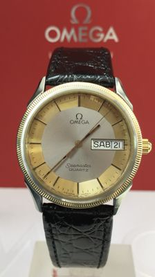 Omega Seamaster - Dial Pie-Pan - Year 1984