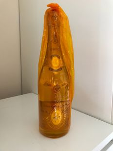 2007 Louis Roederer Cristal Champagne 0.75l - 1 bottle in giftbox