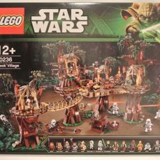 Star Wars - 10236 - Ewok Village