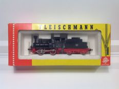 Fleischmann H0 - 4111 - Steam Locomotive Anna with tender LB Maffei