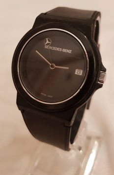 MERCEDES-BENZ - Watch for men MADE in Switzerland - 1985