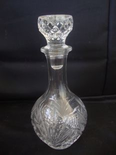 Atlantis Crystal - Crystal Decanter