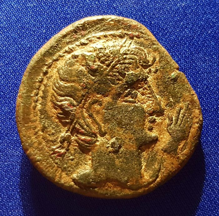 Hispania Ibérica - Castulo (Cazlona-Jaen) As AE  (15 grs. - 27 mm.) - (180-80 A.C.)