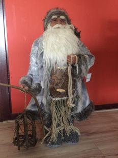 Large luxury Father Christmas / Santa Claus - 62 cm