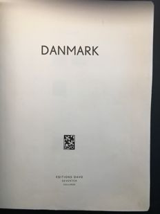 Denmark - Collection in 1 Album and on stockbook pages