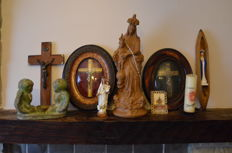 Lot of 9 devotional items
