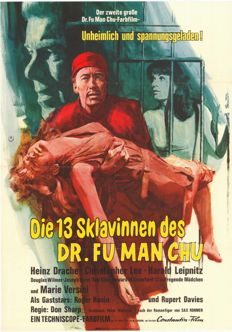 Anonymous - Brides Of Fu-Manchu - 1966