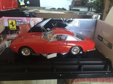 Hot Wheels - Scale 1/18 - Ferrari 250 GT Berlinetta - Red