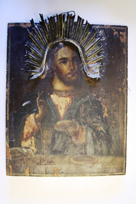 Orthodox Icon - Ukraine - 19th century