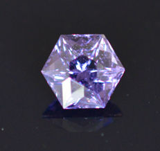 Spinel - Purple - 4.15 ct