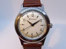 "BULOVA '""Phantom A"""" Cal 10BUC men's watch from 1956"