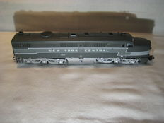 Märklin H0 - Uit set 29570 - Locomotivă Diesel - Alco PA-1  - New York Central