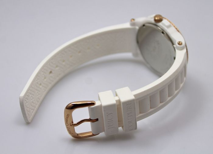 Juicy Couture - Dames - White Ceramic Watch - NewandNieuwstaat