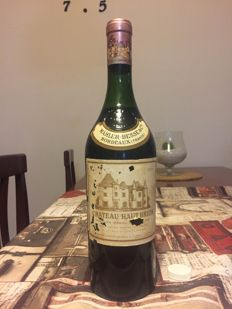 1961 Chateau Haut-Brion, Pessac-Leognan - 1 bottle
