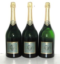 Champagne Deutz Brut Classic - lot 3 Magnums (1,5L)