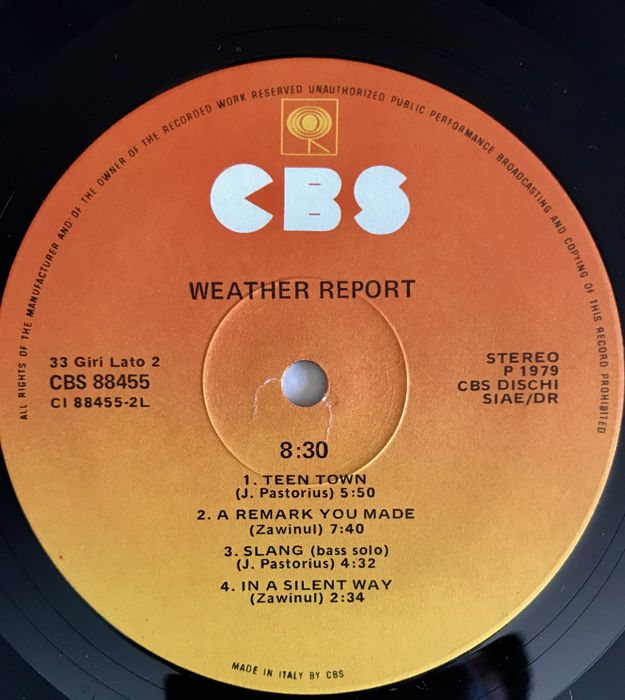 Steely Dan Weather Report The Jeff Lorber Fusion Lot 7