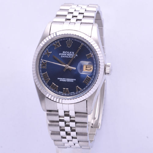 Rolex Date-Just 16014 for Man cal.3035