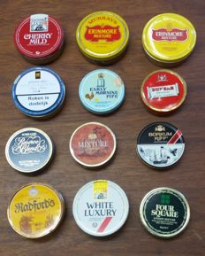 Can pipe tobacco packaging
