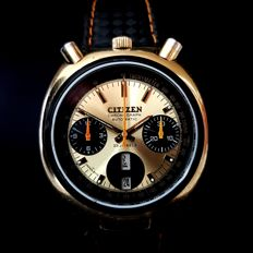 Citizen - Bulhead Chronograph - Men - 1970-1979