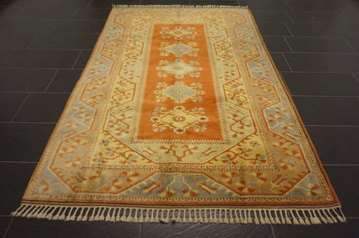 -Anatolia Milas Kars- -Made in Turkey- -160 x250 cm- -wool on wool-
