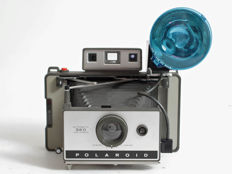 Polaroid 320 + Flashgun # 268
