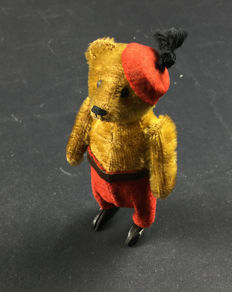 Schuco, Germany - height 13 cm - Dancing bear 921, 1930s