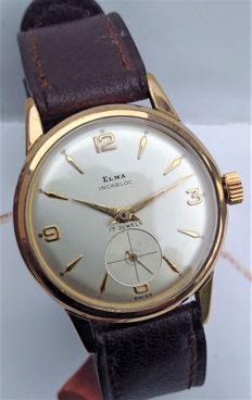 Elma- Swiss made - Men - 1950-1959