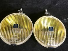 Beautiful set of Halogen 140 fog lights Halogen - circa 1974