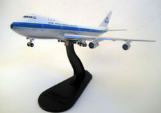 "Boeing 747-200 ""Mississippi"" PH-BUA - first jumbo jet from KLM 15-01-1971"