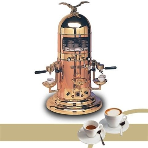 beautiful brass coffee machine brand brasilia model belle epoque catawiki. Black Bedroom Furniture Sets. Home Design Ideas