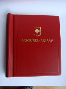 Switzerland collection 1954/1986 - partially in faux leather Biella binder