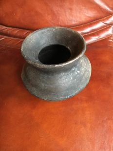 Terracotta cooking pot Chimu culture - 10.5 x 15 cm