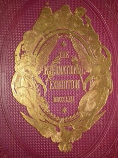 Anon - The international exhibition of 1862 illustrated catalogue of the industrial department British division - Vol 2 only - 1868