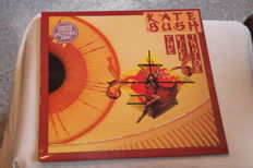 "13 orig. 45's + 1 maxi + 1 12"" pict disc by Kate Bush all mint cond. + nm/ps otherw.not."