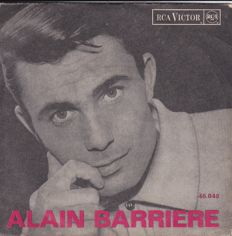"52 orig. 45""s + ep's by French artists. All vg+ to mint rec. + vg+ to nm ps,otherw.noted"