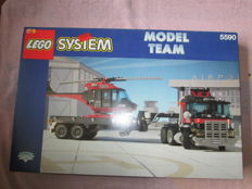 LEGO system - 5590 - Whirl and Wheel Super Truck