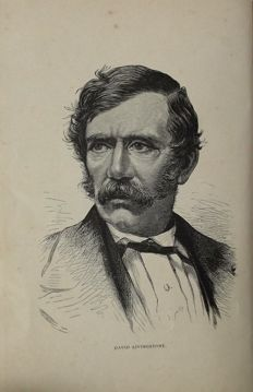 Dr. David Livingstone - 2 Biographical Volumes - 1889/1924